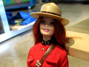 barbie-rcmp
