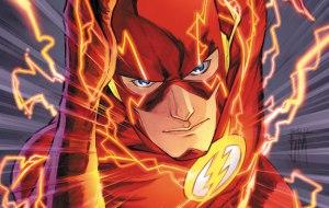 Flash on CW's Arrow
