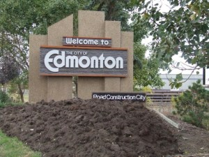"""...thus begun the ""oh ya?"", ""YA!"" Edmonton/Calgary confrontation of 2013"