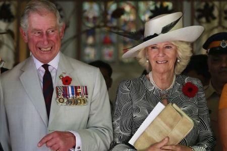 Prince Charles succeeding.
