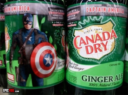 Captain America the Winter Soldier on CaNews Podcast