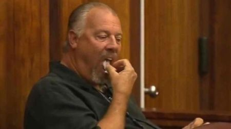 Crime Stoppers director in court.