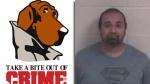 McGruff the Crime Dog arrested