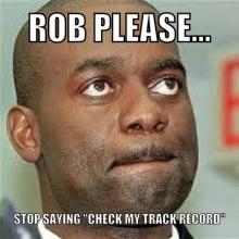 Rob Ford meme, Ben Johnson