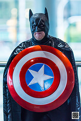 Batman Captain America