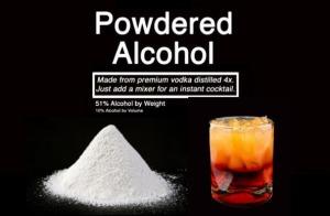 palcohol powder